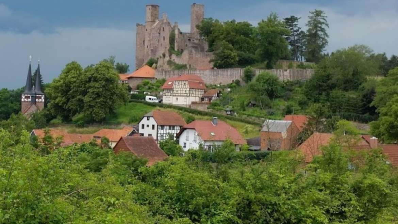 Frühlingsfahrt zur Burg Hanstein